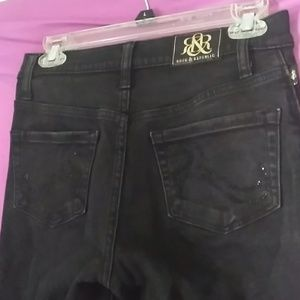 Rock & Republic Kendra black jeans